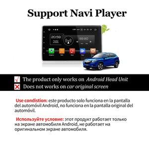 Carlinkit USB Smart Link Apple CarPlay ключ для Android навигационного плеера Mini USB Carplay Stick с Android Auto