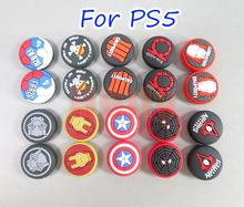 100pcs Soft Silicone Thumb Grip Stick Cap Cover For Sony PS5 Controller for Playstation 5 PS5 Joystick Cap Accessories
