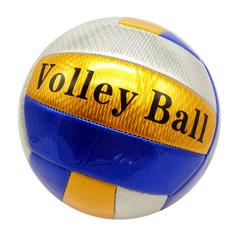 Soft PVC Volleyball Official Size 5# Volleyball Professional Indoor & Outdoor Training Ball Volleyball With Free Gift Net Needle