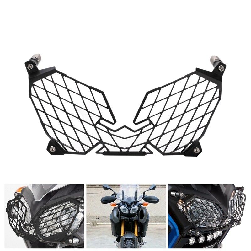 Hot Headlight Grill Guard Protector For YAMAHA XT1200Z XT 1200 Z XTZ 2010-2018