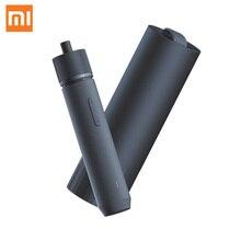 Xiaomi Mijia fotoğraf düz kolu elektrikli tornavida 12 bit ile şarj edilebilir elektrikli tornavida yüksek kaliteli taşınabilir