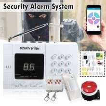 Домашняя безопасность беспроводной дверной датчик ЖК оповещение о безопасности сигнализация Поддержка Alexa Google Home оповещение сенсор компле...