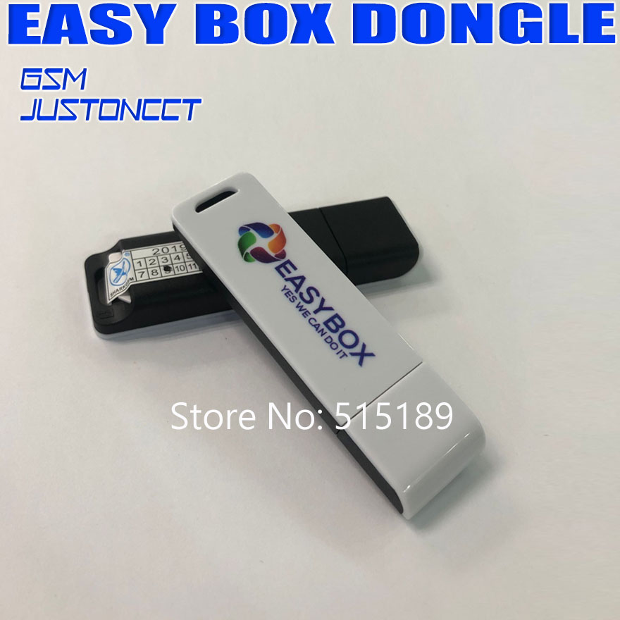 The Newest Original EASY BOX DONGLE / EASYBOX KEY DONGLE WITH 1000 CREDITS