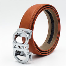 Hot Big Buckle Fashion Belts Good Quality Cowhide Durable Waist Belt Straps Business Casual Men Belts Durable Leather Men Belts belts men 140cm 150cm 160cm 2017new fashion business casual male belt strong men best popular selling goods cool choice hot sale