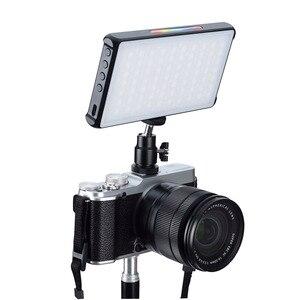 Image 4 - YONGNUO YN365 RGB 12W LED וידאו אור צבעוני צילום וידאו תאורת סטודיו DSLR מצלמה אור עבור Vlogging לחיות Sony ניקון