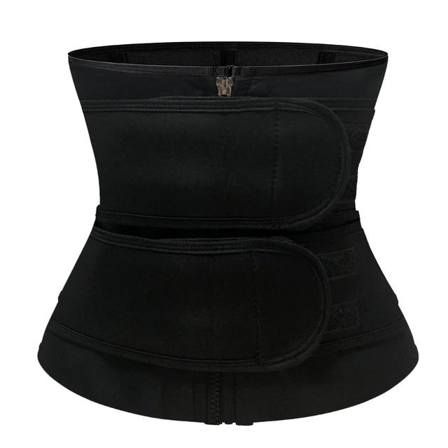 Men Waist Trainer Neoprene Sauna Underwear Cincher Corset Slimming Belt Modeling Strap Sweat Body Shaper Reductora Unisex Girdle 5