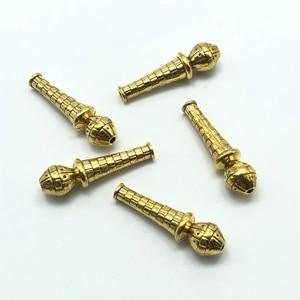 Image 4 - 10 Stuks Charm Turkse Moslim Torch Vormige Kraal Gebed Kralen Aangesloten Diy Handgemaakte Voor Sieraden Maken