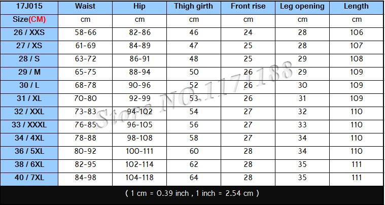 Fille Stretch 5XL Longue 6