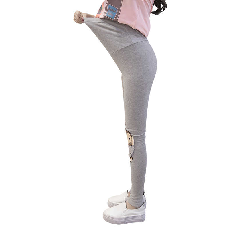 2019 Lente Mode Moederschap Kleding Past Tees + Buik Broek Sets Sport Casual Kleding Voor Zwangere Vrouwen Herfst Zwangerschap