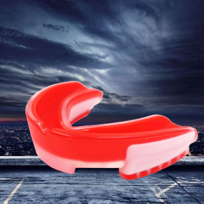 EVA Mouth Guard and Teeth Protector Suitable for Sports and Fighting Games 2