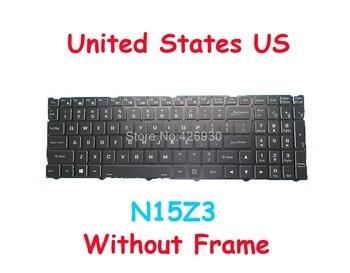 Laptop Keyboard for CLEVO W370SK W370SS W370SSQ W370ST Latin America LA Without Black Frame