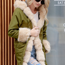 Women Coat Maternity Clothing Autumn Winter Plus Size Pregnancy Womens Parka Casual Outwear Military Hooded