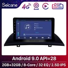 "Seicane 9 ""Android 9.0 araba radyo GPS multimedya ünitesi oyuncu 2004 2012 için BMW X3 E83 2.0i 2.5i 2.5si 3.0i 3.0si 2.0d 3.0d 3.0sd"