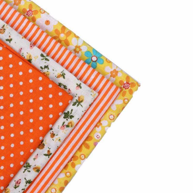 Costura de algodón con estampado variado de 32 Uds. De 25x25 CM, tejidos acolchados de calidad básica para costura de Patchwork DIY, ropa hecha a mano 2020 nuevo