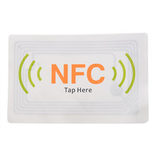 Nieuwe 1 Pcs Nfc Tag Voor Diy Google Kartonnen Vr Virtual Reality 3D Bril(China)