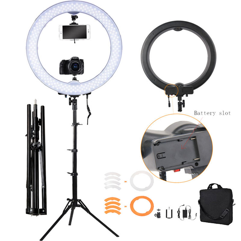 Fosoto caméra Photo Studio téléphone vidéo 18