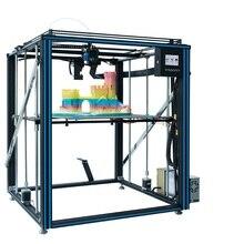 TRONXY X5SA Verbesserte Aluminium 3D Drucker 500*500*600mm Druck Größe Mit Extruder Ultra Ruhig Modus OSG dual Achse Guide