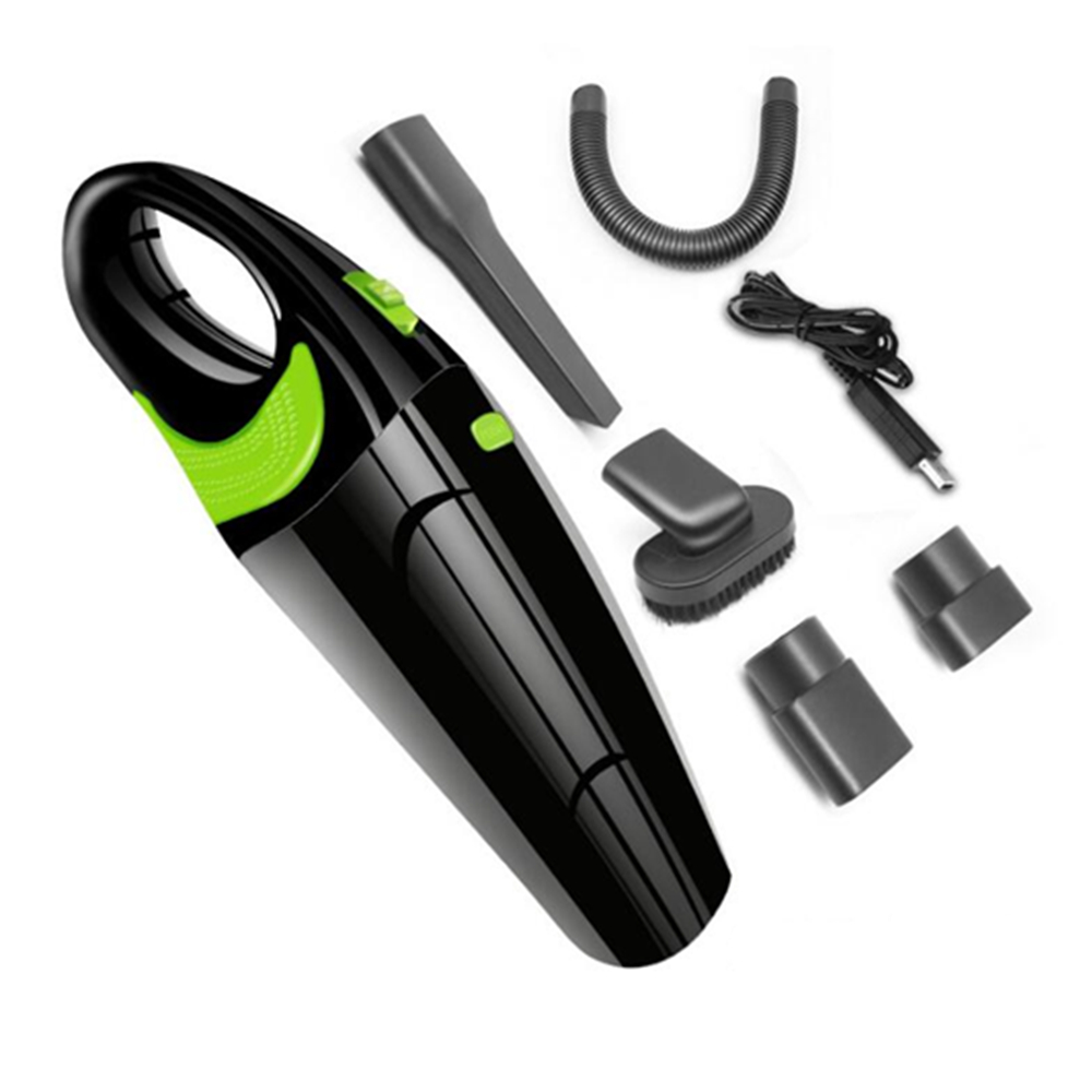 Handheld Wireless Vacuum Cleaner For Home/Car 120W USB Cordless 6500Pa High Power Wet Dry Portable Cleaning Tool
