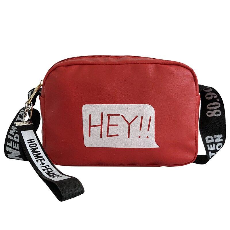Fashion New Design Hey Letter Women Shoulder Bag Purse Wallet Bag Handbag Tote Messenger Mobile Phone Crossbody Bag Waist Pack
