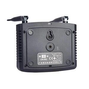 Image 3 - Nanlite CN W2 2.4g wifi sem fio controlador de iluminação controle app dimable para nanguang led rgb luz suporta várias luzes