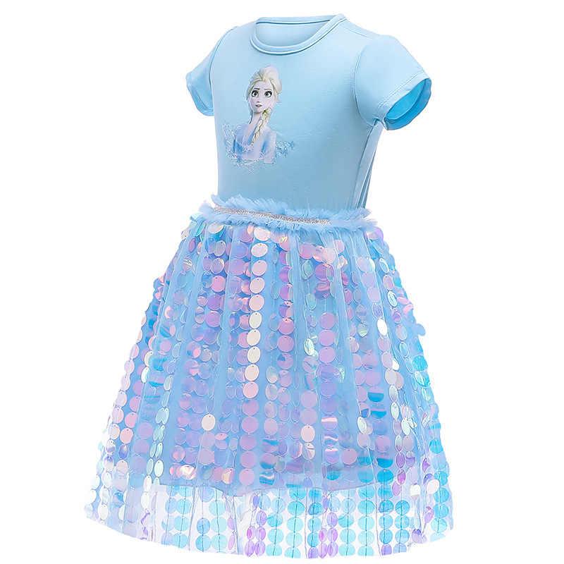 Công Chúa Aisa Anna Đầm Đầm Bé Gái Đầm Trẻ Em Halloween Đầm Bé Gái Đảng Đầm Công Chúa Sinh Nhật Đầm