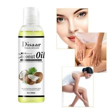 100ml Natural Organic Coconut Oil Body Face Moisturize Massage Oil