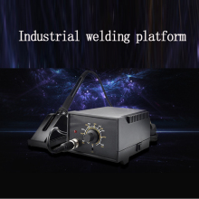 Welding Table Anti-static Temperature Regulating Electric Soldering Iron Table Temperature Control Spot Welding Iron