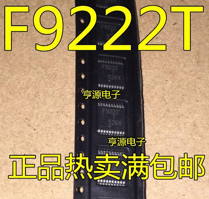 10 шт. новые импортные качественные товары F9222 F9222T UPD78F9222MC (T) патч TSSOP - 20