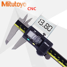 Mitutoyo CNC Caliper LCD Digital Vernier Calipers 6inch 150 200 300mm 500-196-30 Caliper Electronic Measuring Stainless Steel