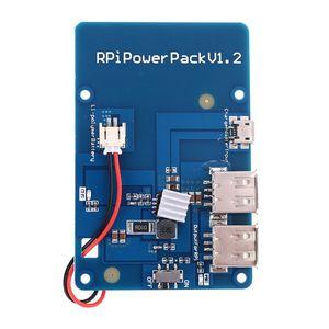 Image 4 - リチウムバッテリー電源拡張ボード用のスイッチとラズベリーパイ 3 whosale & ドロップシップ