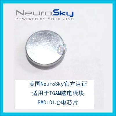 Neurosky Brain Wave Module ECG Sensor Monitoring Chip Stainless Steel Dry Electrode
