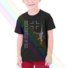Stg 44 Sturmgewehr Mp44 Deutschland вермахта Германии для детей; Детская футболка
