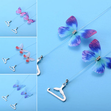 цена на Butterfly Invisible Straps Transparent Shoulder Metal Bra Straps Adjustable Sexy Thin Intimates Accessories Belt Women Elastic
