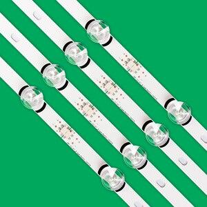 """Image 4 - 8 Pcs/set New LED Backlight Strip For LG 47LB650 47LB630 innotek DRT 3.0 47"""" A B Type 6916L 1961A 6916L 1962A"""