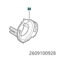Air Deflektor Ring für BOSCH GOP200CE GOP2000CE GOP250CE MX25E 2609100928 Mehrzweck Power Werkzeug Zubehör Elektrische werkzeuge