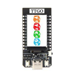 Image 4 - LEORY TTGO T Display ESP32 CP2104 WiFi bluetooth Module 1.14 Inch LCD Development Board For Arduino