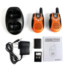 2pcs Children Walkie Talkie 0.5W PMR Radio PMR446 FRS VOX with Rechargeable Battery 2 Way Radio Comunicador