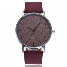 Fashion Women Leather Quartz Watch Casual Vansvar Brand Luxury Gift Clock Relogio Feminino Dropshipping mujer erkek kol saati