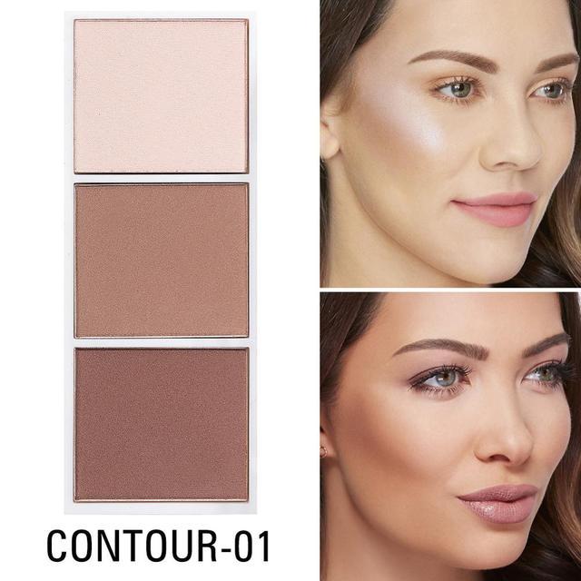 SACE LADY Highlighter Palette Makeup Contour Powder - Matte 8