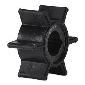 Черная резиновая крыльчатка водяного насоса для Tohatsu/Mercury/Sierra 2/2.5/3.5/4/5/6HP, подвесной мотор, 6 лопастей, Запчасти и аксессуары для лодок