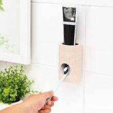 Автоматический Дозатор зубной пасты Зубная паста Пыленепроницаемая