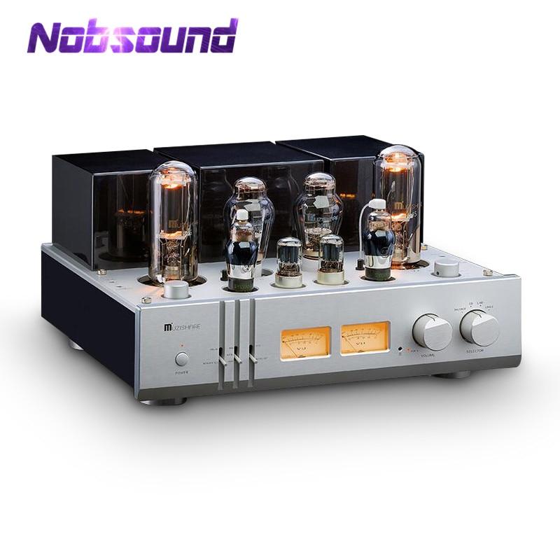Amplificateur de Tube stéréo 300B Hi-Fi haut de gamme Nobsound amplificateur de puissance unique classe A