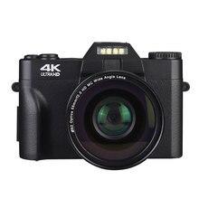 Digital Camera Vlogging Video Digital Camcorder 4k For Beginners Photography YouTube Video WIFI Handheld 16X Digital Zoom Selfie