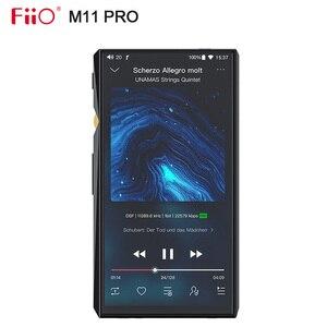 Image 1 - FiiO M11 Pro Hi Res Music Player AK4497EQ * 2/THX AAA 78/สนับสนุน MQA/atpX HD/LDAC/บลูทูธ/DSD256/Tidal/Spotify