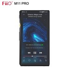FiiO M11 פרו היי Res מוסיקה נגן AK4497EQ * 2/THX AAA 78/תמיכה MQA/atpX HD/LDAC/Bluetooth/DSD256/גאות/Spotify