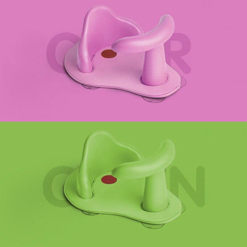 New Baby Tub Seat Bathtub Pad Mat Safety Security Anti Slip  Bath Pad  Baby Care Bath Shower Products