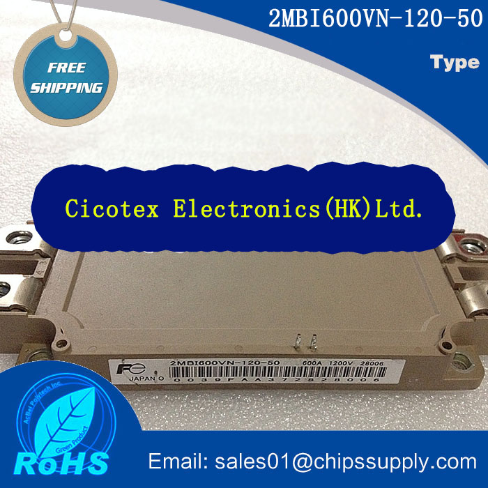 2MBI600VN-120-50 MODULE 600A 1200V 2MBI600V N-120-50 IGBT 2MBI600VN120-50