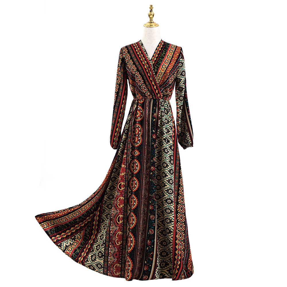 Vestidos Abaya Muslim Prayer Evening Dress Robe Dubaï Abayas For Women Turkey Islam Caftan Marocain Kaftan Ramadan Dresses