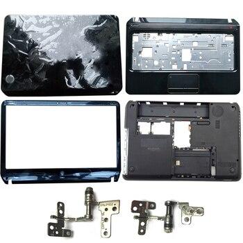 цена на Laptop LCD Back Cover/Front bezel/Hinges/Palmrest/Bottom Case For HP Envy Pavilion DV4 DV4-5000 676641-001 700547-001 676643-001
