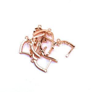 Image 4 - 10Pairs, Fashion Jewelry Accessories, Earring Clasps, 4colors, Can Wholesale